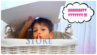 The Hide and Seek Song I Music Video for Children