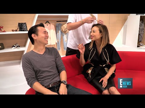 Jeannie Mai in Singapore | E! News Asia | E!