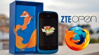 Review    ZTE Open (En Español)