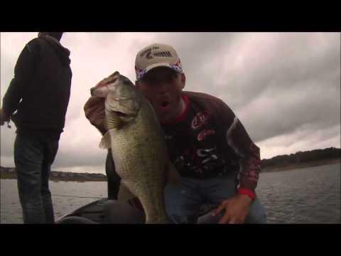 Lake Travis Fishing Report - 16 November 2015 - Fall Bass Fishing Tips & Techniques