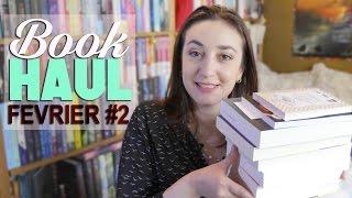 Book Haul : Février 2017 (Part. 2) | Myriam
