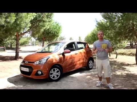 Prueba Hyundai i10 2014 1.2 87 CV - ActualidadMotor