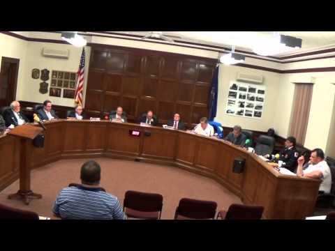 Munhall Council Meeting October 15, 2014