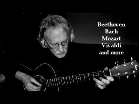 easy dadgad classics for acoustic guitar - rob mackillop - mel bay