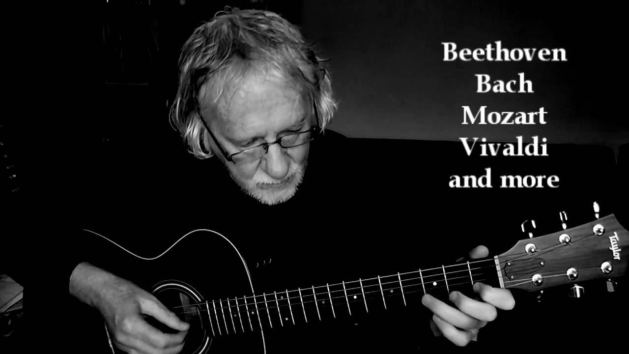 Easy DADGAD Classics for Acoustic Guitar | Rob MacKillop