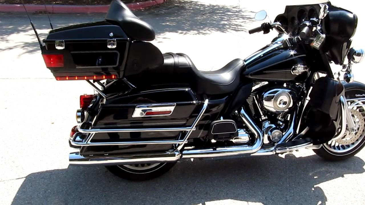 2010 harley-davidson ultra classic for sale - youtube