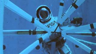 Vintage NASA Footage: An Underwater Space Odyssey