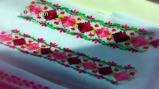 Embroidery Decorative Stitches #malina_gm