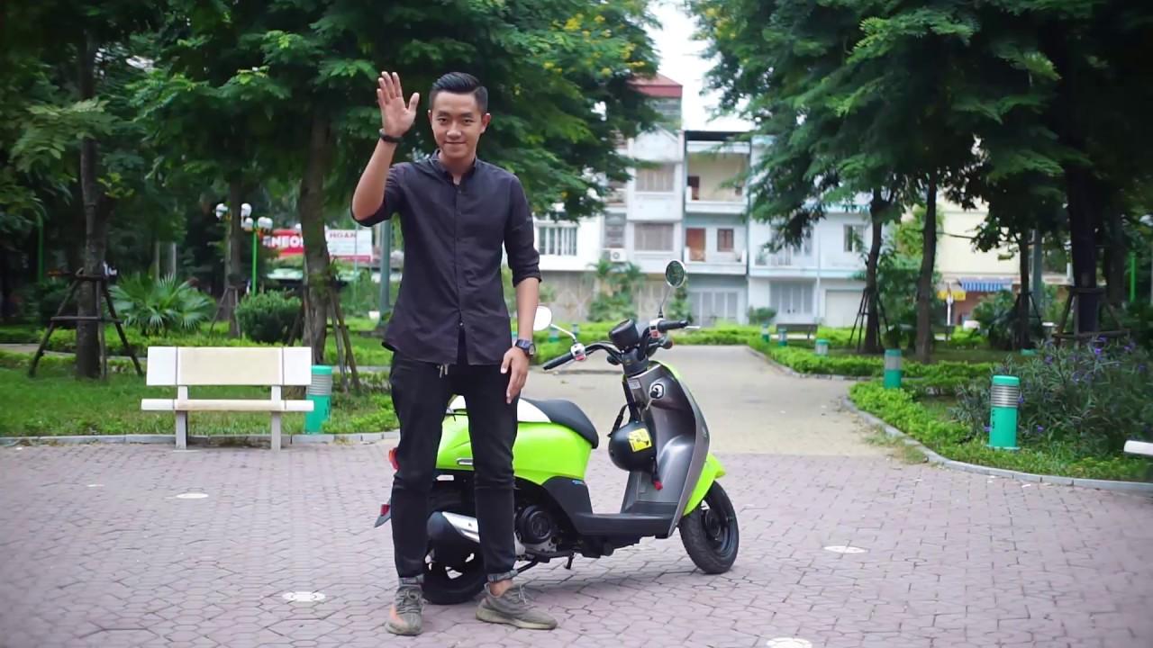 Đánh giá và lái thử xe tay ga 50cc Today: Sự lựa chọn hợp lý cho các bạn học sinh