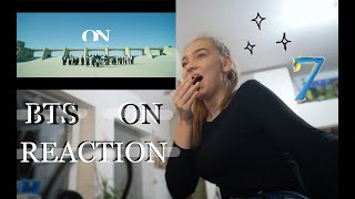 Gambar cover BTS (방탄소년단) 'ON' Kinetic Manifesto Film : Come Prima REACTION!