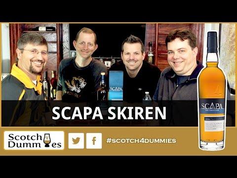 Scapa Skiren Single Malt Scotch Whisky Review #96