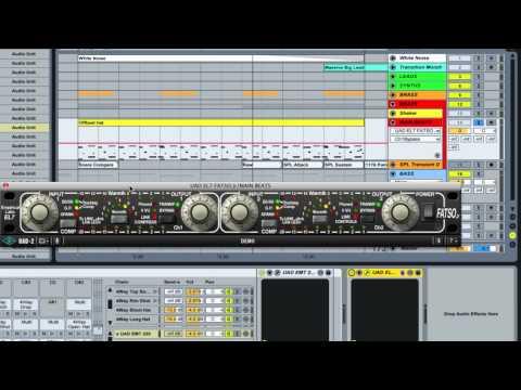 Universal Audio UAD-2 Empirical Labs EL7 Fatso Jr/Sr Tutorial