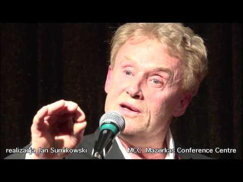 IV Forum Humanum Mazurkas-Daniel Olbrychski-Adam Mickiewicz- Litwo! ojczyzno moja...