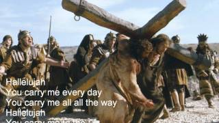 Kutless - Carry Me To The Cross ~Lyrics