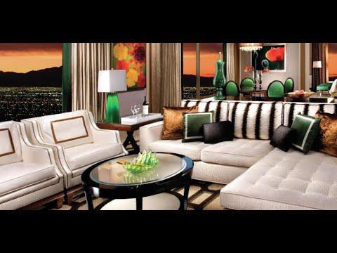 bellagio las vegas penthouse suite youtube. Black Bedroom Furniture Sets. Home Design Ideas