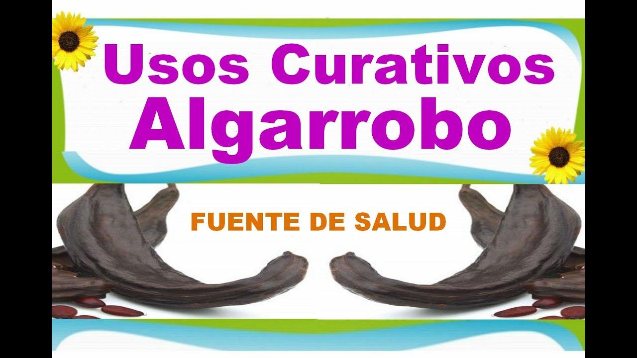 El Algarrobo Remedios Caseros Muy Conocidos Por Sus Múltiples