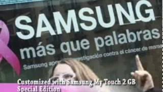 Gambar cover Resumen evento Pink Ribbon de Samsung