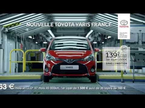 Toyota Yaris France - La Marseillaise