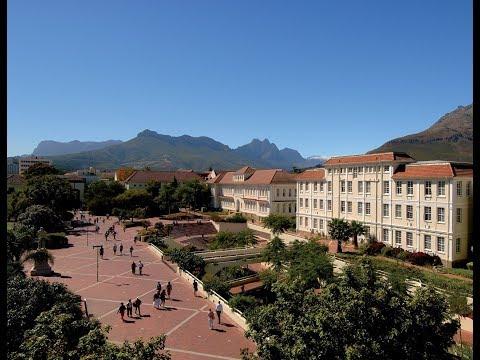 Welcome to Stellenbosch