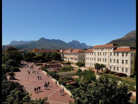 Welcome To Stellenbosch