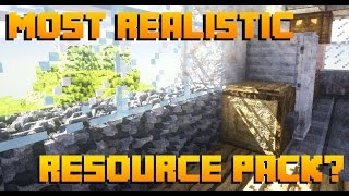 THE MOST AMAZING MINECRAFT RESOURCE PACK EVER???
