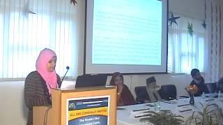 Roshan ARA, Aligarh Muslim University, INDIA