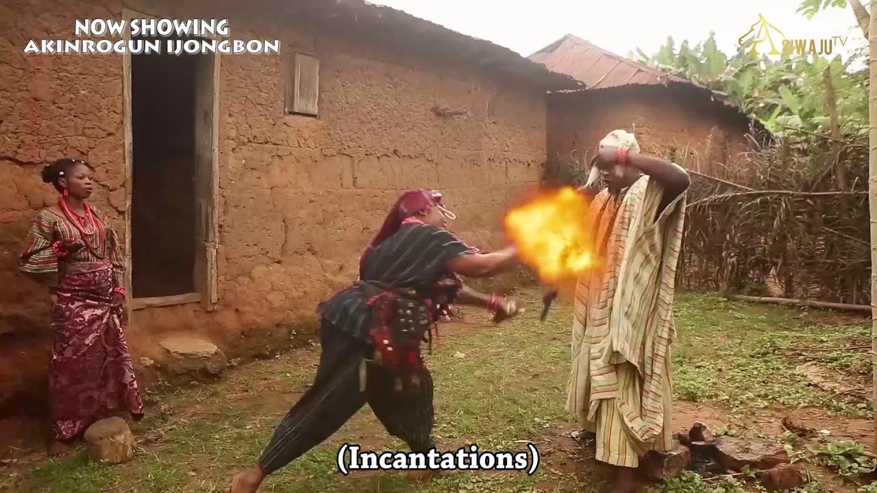 Download IJONGBON - Latest Yoruba Movie 2021 Drama Starring Taofeek Digboluja, Abeni Agbon