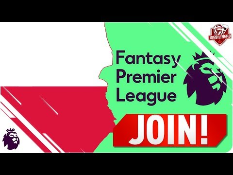 I'M OFF TO POLAND | JOIN MY FANTASY PREMIER LEAGUE