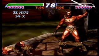 Killer Instinct Gold - Tusk gameplay