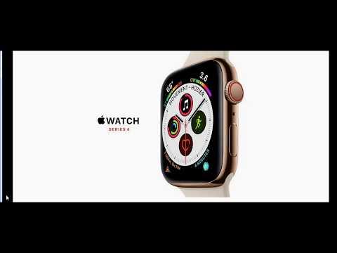 Apple Watch Series 3 vs Series 4