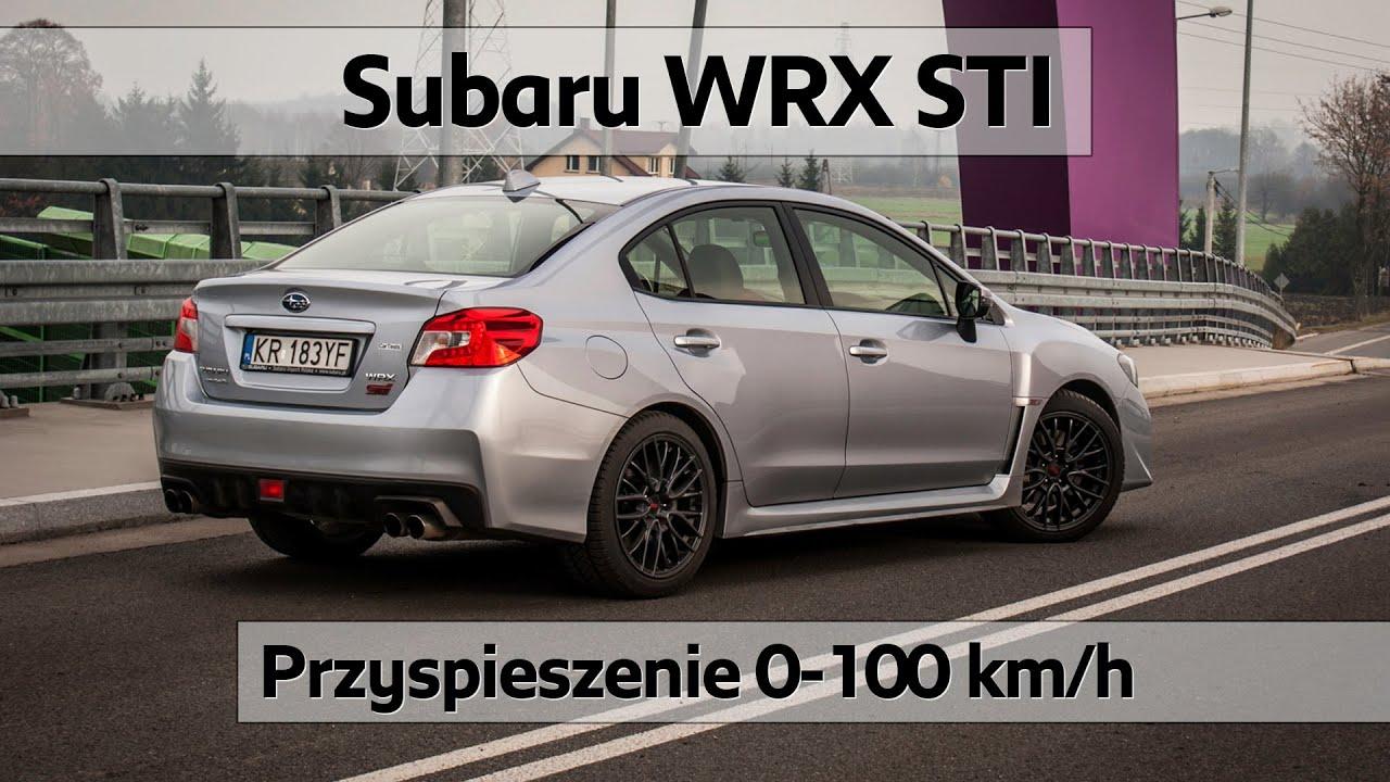 Lovely 2015 Wrx Sti 0-60