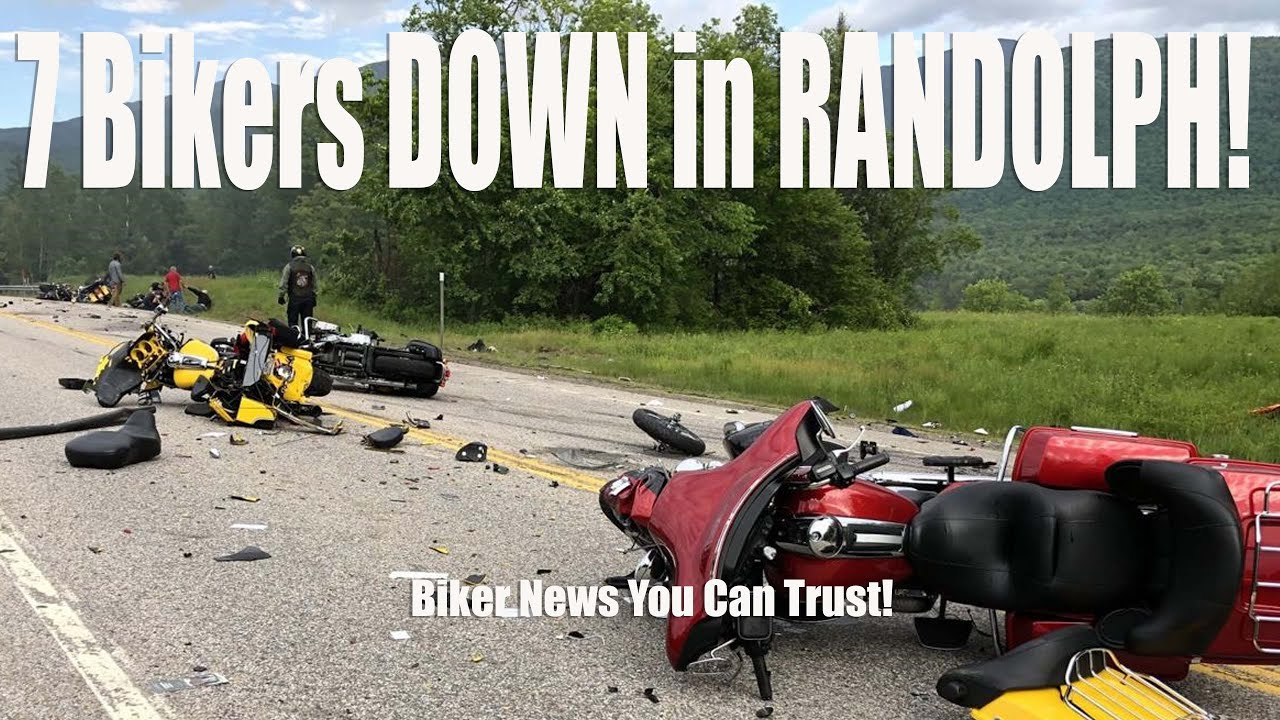 Biker Survived the Motorcycle Crash That Killed 7  'It Was
