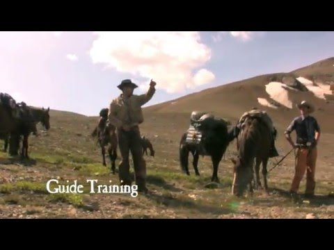 Wilderness Guide School Programs