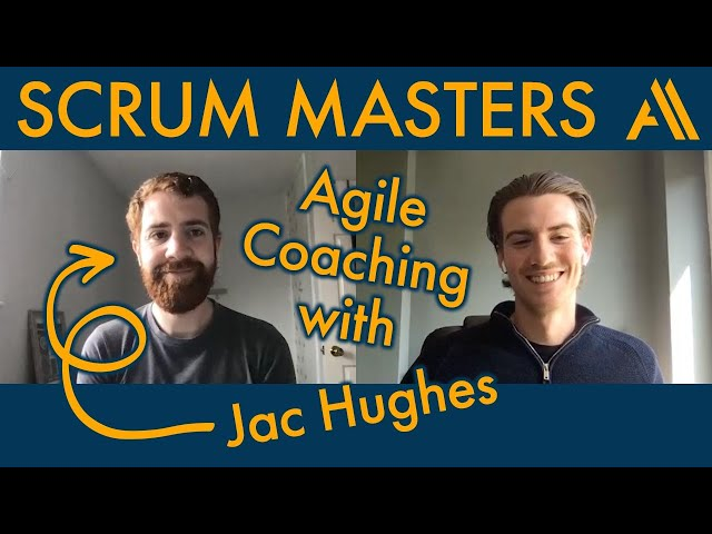 Scrum, Agile Coaching and Lockdown with Jac Hughes | Agile Avengers COVideo