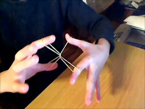 How To Do Rubber Band Magic Tricks Youtube