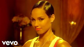 alicia keys girl on fire official music video