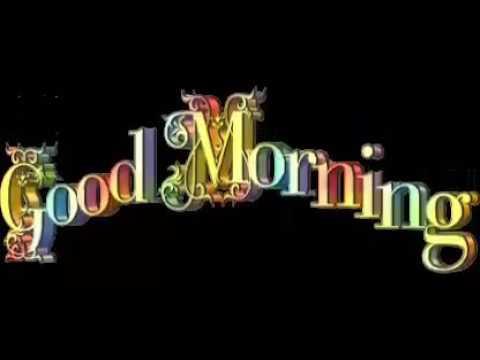 Good Morning (gif)
