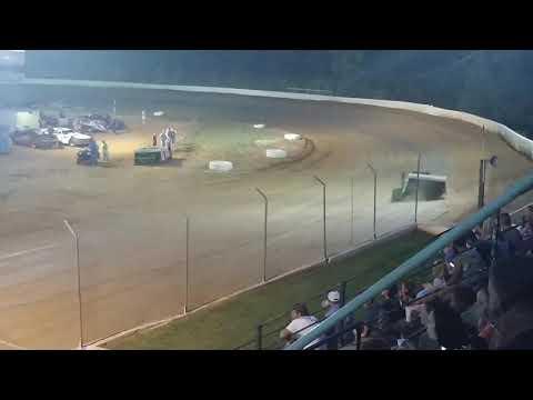 Lake Cumberland Speedway 08/03/2019 Late model heat race