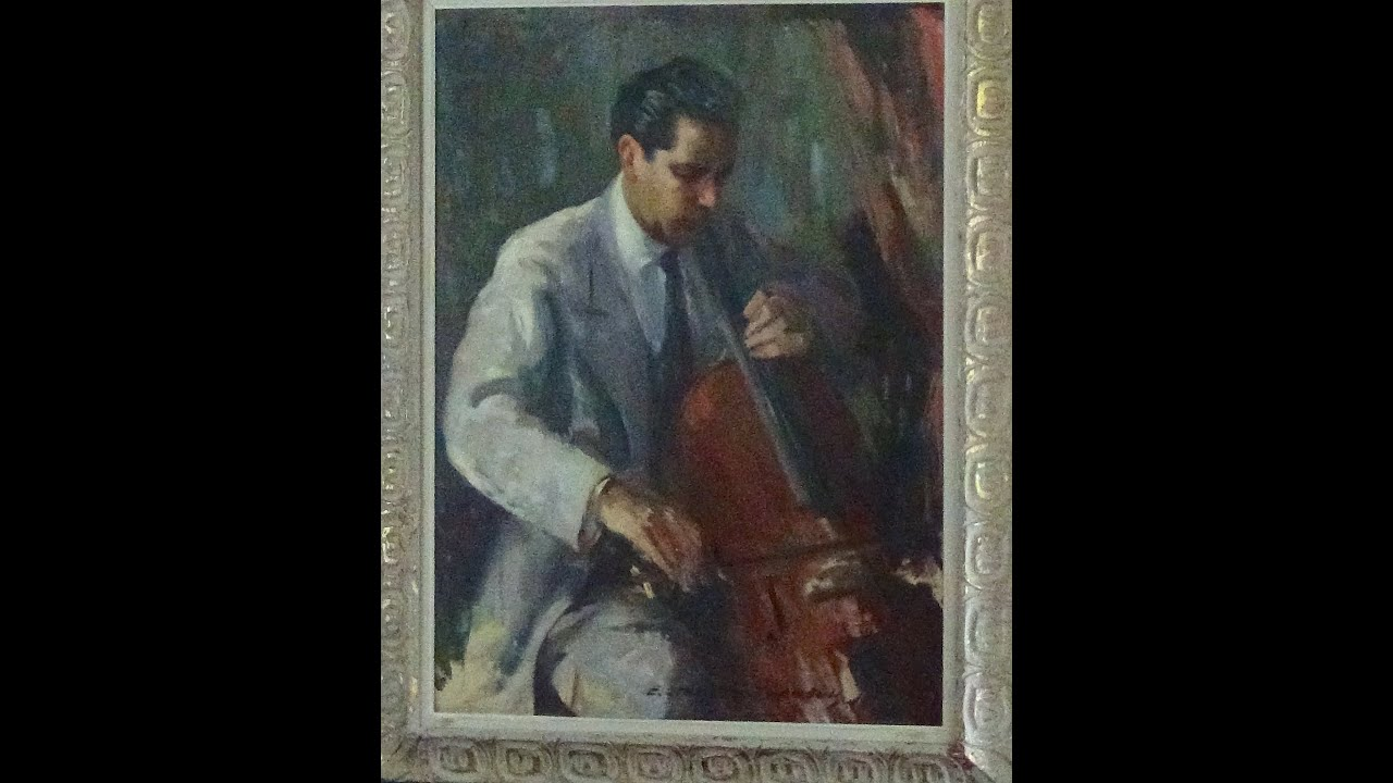 Leonard Rose: Americas Golden Age and Its First Cellist