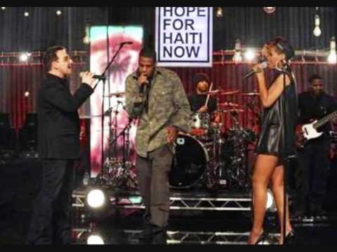Jay-Z - Stranded (Haiti Mon Amour) (feat. Bono, Rihanna and The Edge) Hope for Haiti!!