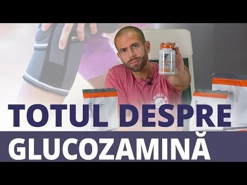totul despre glucozamină)