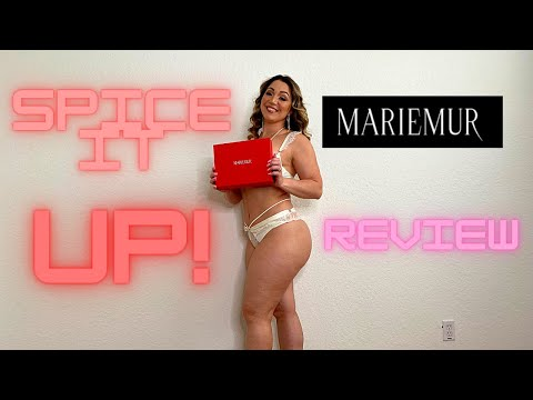 SPICE IT UP | FASHION REVIEW | FEATURING MARIEMUR