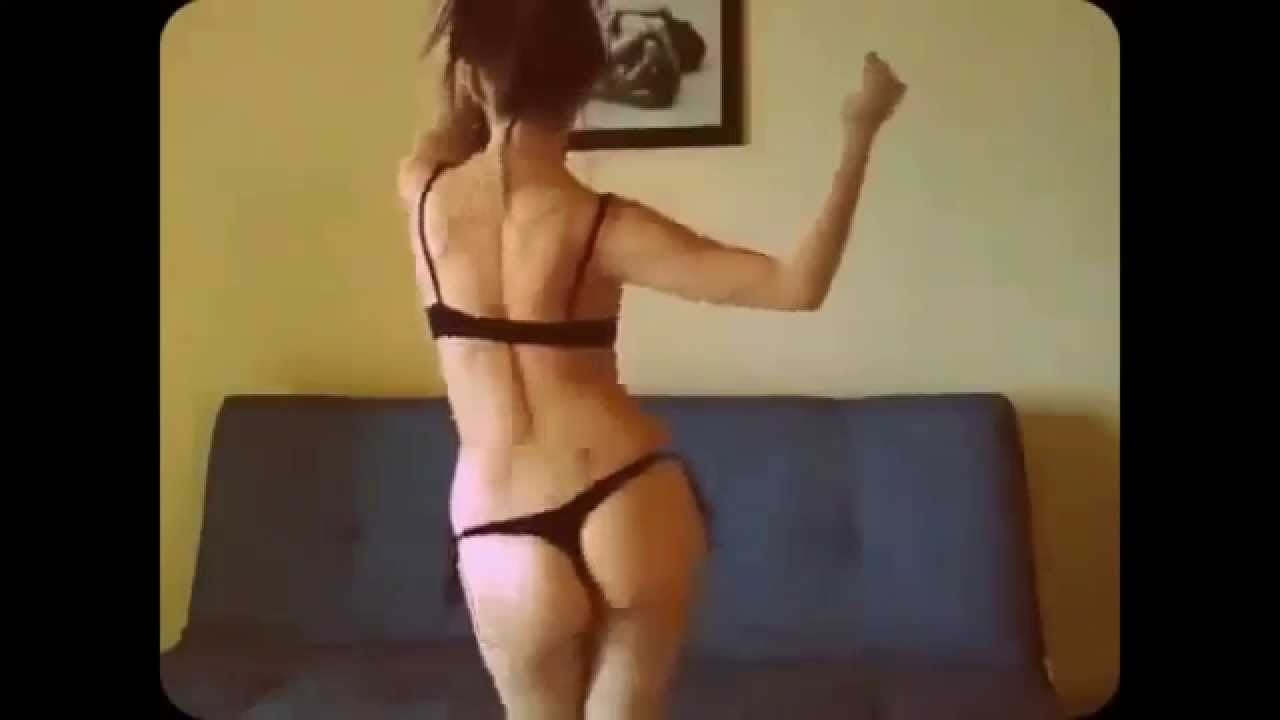 Girl dancing nude video