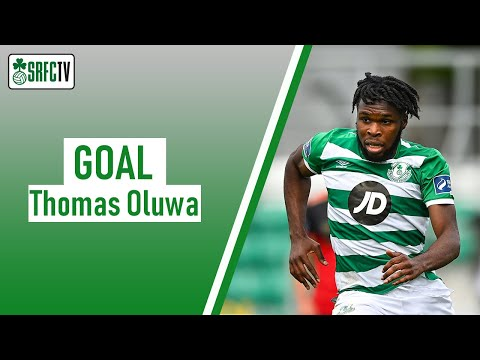 Thomas Oluwa 1st v Athlone Town | 17 October 2020