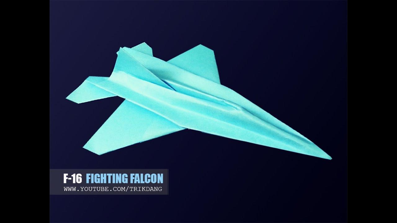 origami f 16 falcon tutorial tutorial origami handmade