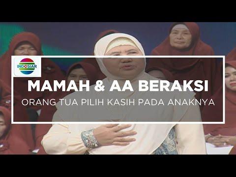 Mamah & Aa Beraksi - Orang Tua Pilih Kasih Pada Anaknya
