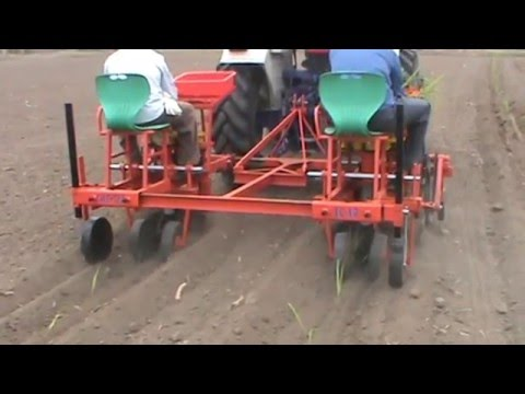 SUGARCANE TRANSPLANTER (ADJUSTABLE)
