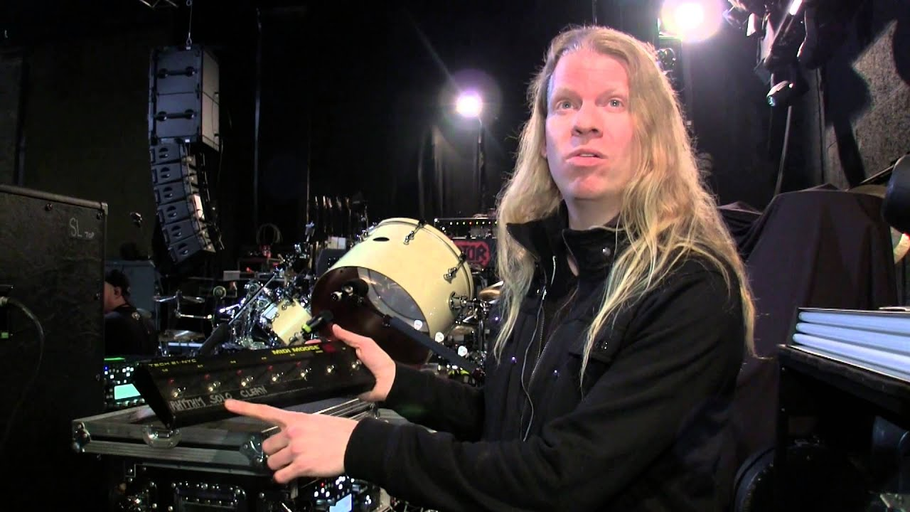 Kemper Profiler Rig Check Jeff Loomis with Arch Enemy