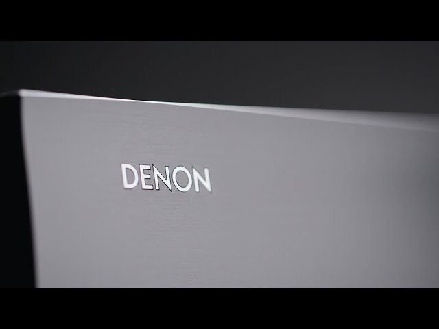 Denon — Celebrate 110 Years of Audio Excellence