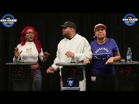 NEW BAR EXAM GAME SHOW  feat. SHOONEY, DEBO AND BONNIE